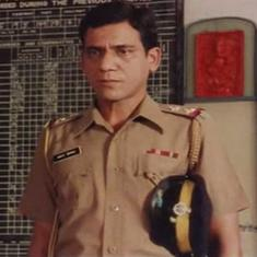 Had enough of swaggering Simmba and Singham? Watch Om Puri's Anant Velankar in 'Ardh Satya' instead