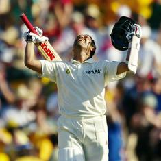 Watch: Sachin Tendulkar's discipline at Sydney in 2004 yields a timeless masterclass