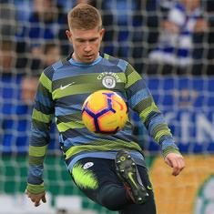 My family and I had an illness for two weeks, not sure if it was coronavirus: Kevin de Bruyne