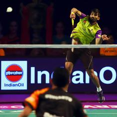 PBL: Kidambi Srikanth and Sai Praneeth help Bengaluru Raptors beat Delhi Dashers