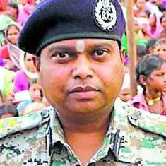 Chhattisgarh: Controversial officer SRP Kalluri transferred a month after appointment to key post