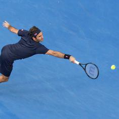 Roger Federer takes Switzerland into Hopman Cup final, Serena's clean sweep not enough for USA