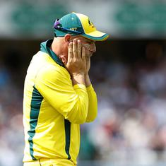 Lyon, Khawaja and Siddle recalled as Australia ring in the changes to their ODI squad to face India