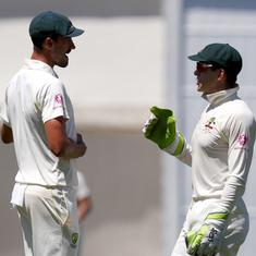 Paine and pacers disagreed on tactics on first day of SCG Test: Australia bowling coach Saker