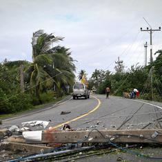 'फानी' तूफान चेन्नई, तमिलनाडु से 880 किलोमीटर दूर तक पहुंचा