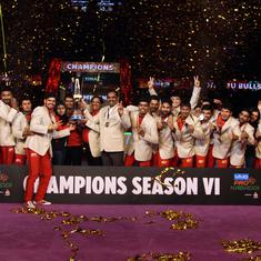 Pro Kabaddi 2019: In quest to defend title, Bengaluru Bulls keep faith in tried and tested formula