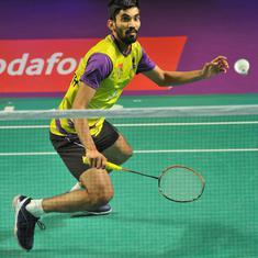 PBL: Sai Praneeth, Srikanth help Bengaluru Raptors beat Chennai Smashers before semis