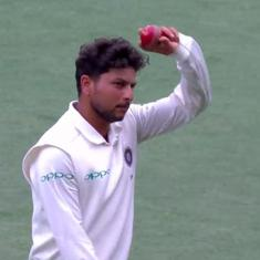Kuldeep Yadav reveals how he planned for his first Test wicket of David Warner during lunch break