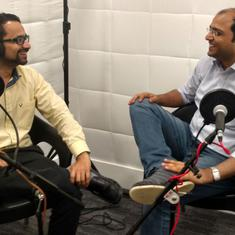 A Hindi podcast aimed at the Indian heartland is also winning over English-speaking urbanites
