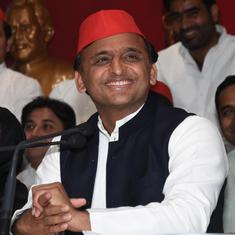 Illegal sand mining: Akhilesh Yadav questions timing of raids, says he is ready to face CBI inquiry