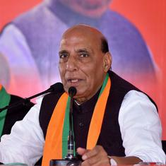 Lok Sabha polls: Rajnath Singh to head BJP's manifesto committee, Arun Jaitley its publicity wing