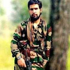 In Kashmir, claimed Al Qaeda affiliate Ansar Ghazwat-ul-Hind may be struggling to survive