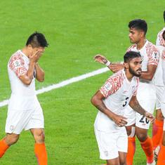 'Indian football is back': Twitter stunned by India's historic win over Thailand in Asian Cup