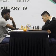 Mumbai International GM Chess: Tran Tuan Minh beats Visakh to consolidate top spot