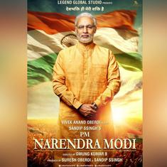 At Narendra Modi biopic poster launch, praise flows in: 'The beginning of a new chapter in history'