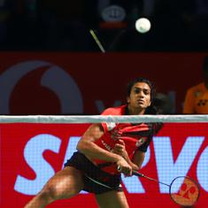 PBL: Sindhu saves two match points to beat Gilmour as Hyderabad Hunters enter semi-finals