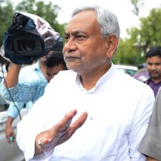 Nitish Kumar condemns Pragya Thakur's remarks on Godse, says BJP should consider expelling her