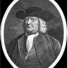 The mysterious and dramatic life of William Penn, the founder of Pennsylvania