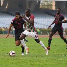 Football: Khalid Jamil begins on winning note as Mohun Bagan beat Minerva Punjab 2-0 in I-League
