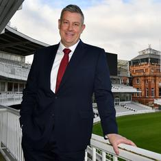 I'll have both: England's new cricket director Giles wants team to win Ashes and World Cup in 2019
