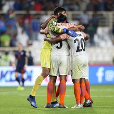 Asian Cup: Will upbeat India take the game to under-pressure hosts UAE?