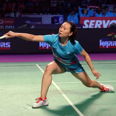 PBL: Awadhe Warriors go top as Zhang beats Saina, Delhi Dashers bow out with win over Hyderabad