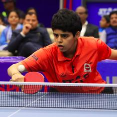 Archana Kamath's national title underlines her rising status in Indian table tennis