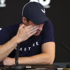 Former world number one Andy Murray to retire, Australian Open could be last event
