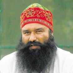 Haryana: Security enhanced ahead of verdict in journalist murder case against Ram Rahim Singh