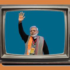 How India Votes: The news media is helping BJP win elections – and the public does not mind