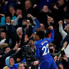 Premier League: Lampard banks on Willian to sustain good form as Chelsea brace for Southampton clash