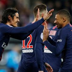 After sealing French Cup final berth, Paris Saint-Germain on cusp of claiming Ligue 1 title