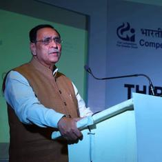 Gujarat to implement upper-caste quota from Monday, says CM Vijay Rupani