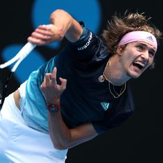 With 'perfect' body and Lendl by his side, Zverev ready to take the next step at Australian Open
