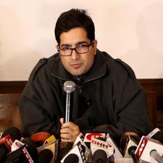 Jammu and Kashmir: Former IAS officer Shah Faesal launches political party