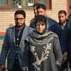 Mehbooba Mufti supports government talks with local militants, calls them 'sons of the soil'