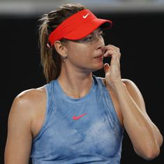 Australian Open: Caroline Wozniacki the favourite in third round clash, says Maria Sharapova