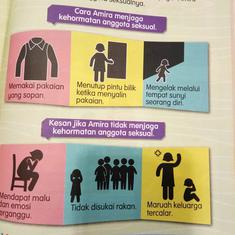 Malaysia to revise textbook that asks girls to 'protect the modesty of their genitals' or risk shame