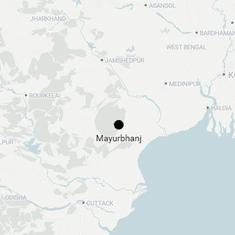 Odisha: Two passengers killed and 20 injured after van overturns in Mayurbhanj district
