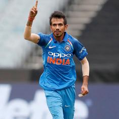 Melbourne ODI: Yuzvendra Chahal's six-wicket haul helps India bowl out Australia for modest 230