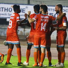 I-League: Chennai City regain top spot after defeating Indian Arrows 2-0