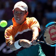 Madrid Open: Nishikori sets up third round showdown with Wawrinka; Nadal, Osaka advance