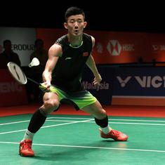 Malaysia Masters: Chen Long defeats Axelsen to set up final clash against Son Wan-Ho