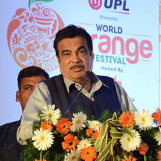 Work with conviction and strength to make Narendra Modi PM again, Nitin Gadkari tells BJP workers