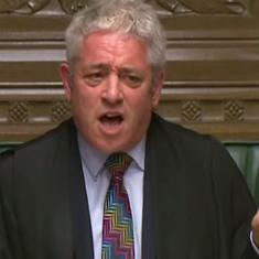 Watch: How British Parliament Speaker kept the House in order during unruly Brexit voting