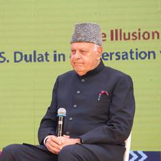 Farooq Abdullah tests positive for coronavirus