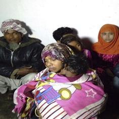 Assam: Police arrest 30 Rohingya Muslims from Churaibari near Tripura border
