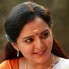 Manju Warrier's first Tamil film will be Dhanush-starrer 'Asuran'