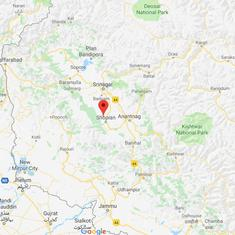 J&K: Indian forces say they killed two militants belonging to Jaish-e-Mohammed in Shopian