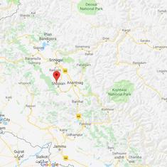 Jammu and Kashmir: Two Lashkar-e-Taiba militants killed in Shopian encounter, say police
